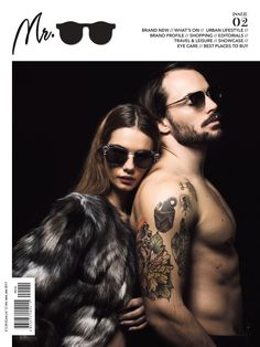 .. nice magazin of Mr. Sunglasses
