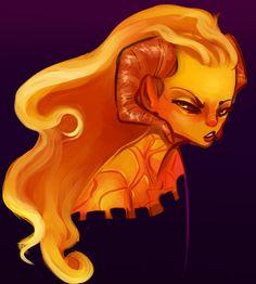 Ava's Demon wrathia