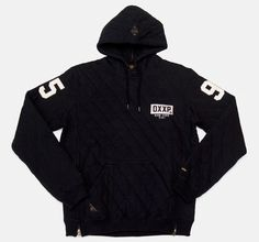 10deep pullover with zipper sides