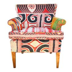 Lochan Chair now featured on Fab.