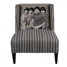 Andrew Martin Triton Beatles Chair | Occa-Home.co.uk