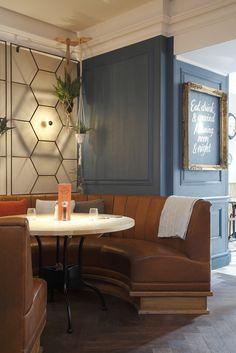 Keepers Restaurant | Central Design Studio