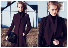 Reiss AW14 women's outerwear