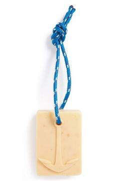 Anchor Soap on a Rope for crew
