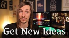 How to Get New Ideas http://seanwes.tv/134