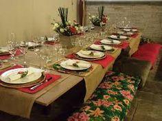 Resultado de imagem para decoração para jantar baiano