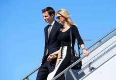 Jared and Ivanka ask what their country can do for them