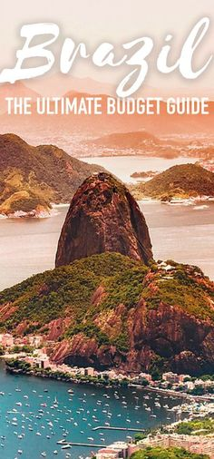 Check out this travel guide and take a trip to this beautiful county :D #brazil #travel #rio