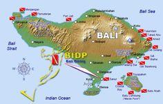 in het: oorspronkelijke noorden van bali liggen onze villas