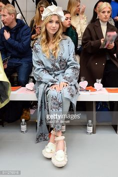 Spotted! Miss Liz Y2K wearing SUPERSWEET x moumi's Obi Jacket and our Spring/Summer 2016 Frilly Wedge at Ryan Lo's Autumn/Winter 2016-17 Fashion Show during London Fashion Week. Apparently the whole look was styled by Louby. We couldn't have been happier to see our clothes in the real life context. Thank you both Liz and Louby!… More →