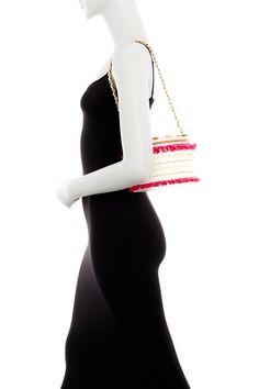 Slice of Life Faux Leather Shoulder Bag by Betsey Johnson on @nordstrom_rack