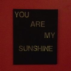 First Pinterest inspired craft project! Will most likely redo it with a lighter color. The black is a little harsh, but I'm still proud of myself : D  Inspired by http://abeautifulmess.typepad.com/my_weblog/2011/08/song-lyric-wall-art-diy-project.html