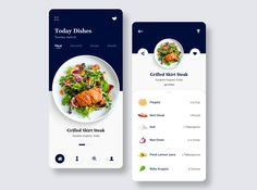 Kitchen Stories - Recipe Book App designed by Akshat Pandey. Connect with them on Dribbble; Ux Design, Recipe Application, Web Dashboard, Business Cards Layout, Mobile App Design, Mobile Ui, Cooking App, Create A Recipe, Kitchen Stories