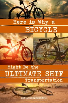 Survival Life Hacks, Survival Skills, Used Bikes, Bug Out Vehicle, Bug Out Bag, In Case Of Emergency, Wilderness Survival, Shtf, Emergency Preparedness