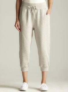 Cropped jogging pant $98.99