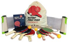 Instant Ping! Pong Product