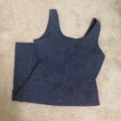 Denim Dress Size M - excellent condition GAP Dresses