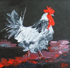 The Little One, painting by artist Kay Wyne