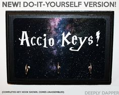 Accio Keys Make Your Own Key Hanger Deeply by DeeplyDapper