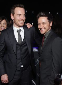 Fassy and McAvoy