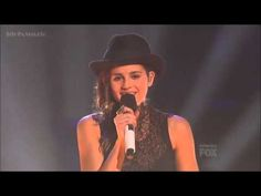 Carly Rose Sonenclar - Your Song - X Factor USA (Semi's)