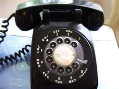 Rotary dial, Bell telephone