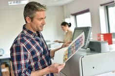 7 things to check before online printing
