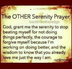 The Eye Opener Tuesday, Jan. 2017 In our Serenity Prayer, we accept with patience the things we cannot change in full knowledge tha. Aa Quotes, Faith Quotes, Inspirational Quotes, Sober Quotes, Food Quotes, Prayer Quotes, Crush Quotes, Quotes For Addicts, Wife Quotes