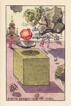 """Salvador Dalì e """"I saggi"""" di Montaigne. Ecco le bellissime illustrazioni #illustrations"""