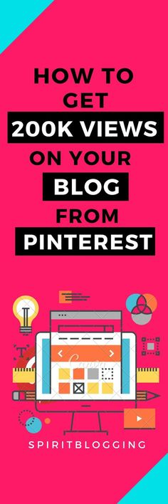 Learn how this Blogger get massive blog traffic to her blog with Pinterest. #blogging #bloggingtips
