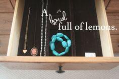 Day #6 ~ Getting Organized Challenge (Dresser Drawers) | A Bowl Full of Lemons