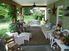 Beautiful Front Porch Designs