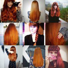 Moje instagramowe podsumowanie  wielkie zaskoczenie szok i niedowierzanie  włosy…