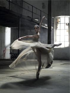tango in white