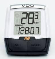 VDO A8 Fahrradcomputer auf www.profirad.de