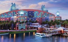 The Walt Disney World Swan & Dolphin Resort, Orlando
