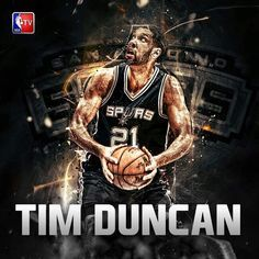 Tim Duncan is the oldest player in NBA history to record at least 3 20/10 games in a playoff series! #Spursfanforlife #GOSPURSGO #GOAT