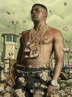 """The Resurrection of Lil Boosie"" by Rory Kurtz Lil Boosie, Boosie Badazz, Yo Gotti, Rae Sremmurd, Lil Durk, Gucci Mane, San Diego Comic Con, Hip Hop Rap, Lil Wayne"