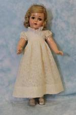"24"" Madame Alexander Princess Elizabeth Composition Doll All Original From 1937"