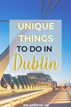 Unusual Things to Do In Dublin For Free - Planning a trip to Dublin? In this guide you will find lots of cool, unusual and best of all free activities to do during your visit to Dublin, Ireland. Ireland Travel Guide, Dublin Travel, Europe Travel Guide, Travel Guides, Paris Travel, Travel Advice, Budget Travel, Travel Uk, Backpacking Europe