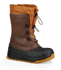 3e40a52fbf264f Shop for UGG® Boys  Ludvig Waterproof Cold Weather Boots at Dillards.com.