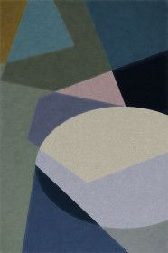 Art Addiction Inc. Abstract Blue Geometric Wall Art, 36 x 24 Art Addiction, Geometric Wall Art, Abstract, Home Decor, House, Summary, Decoration Home, Room Decor, Interior Decorating