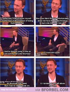 Take Better Care Of Tom Hiddleston Damnit…
