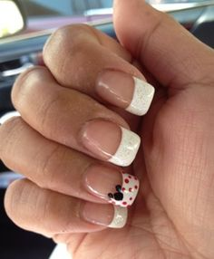 Mickey dot tips