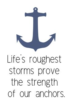 Life Is Tough Quotes, Tough Times Quotes, Simple Quotes, Cute Quotes, Words Quotes, Qoutes, Sayings, Anchor Quotes, Inspirational Quotes About Strength