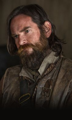 Murtagh Fitzgibbons Fraser played by Duncan LaCroix Season 1B cast still