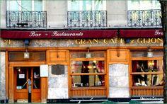 Viajes aristocráticos: Lo que queda de los cafés literarios de Madrid: del Café Pombo al Café Gijón