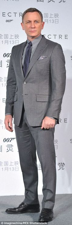 Back for another round? Bond producer Michael G. Wilson has hinted Craig is likely to sign...