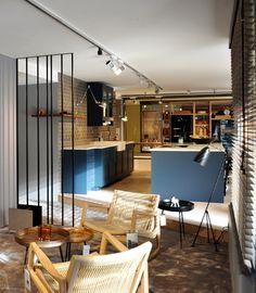 kitchen, kitchen design, Ludwig 6, kitchen studio, kitchen studio Munich, Dross & Schaffer, sponsored post