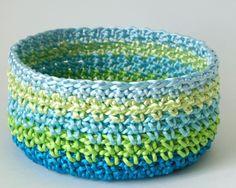 crocheted satin cord... lissabeecreations